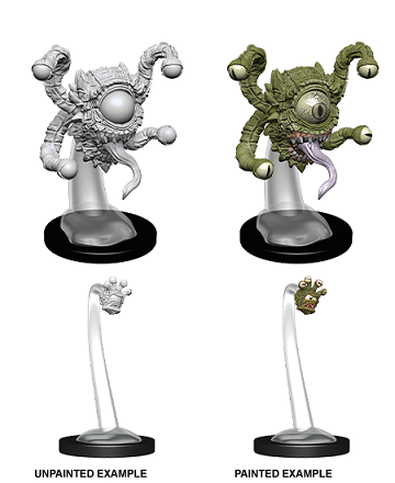 DND UNPAINTED MINIS WV9 SPECTATOR AND GAZERS