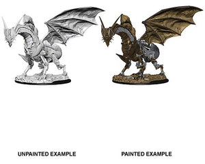!PF UNPAINTED MINIS WV9 CLOCKWORK DRAGON
