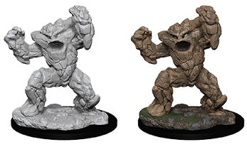 DND UNPAINTED MINIS WV10 EARTH ELEMENTAL