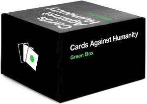 CARDS AGAINST GREEN