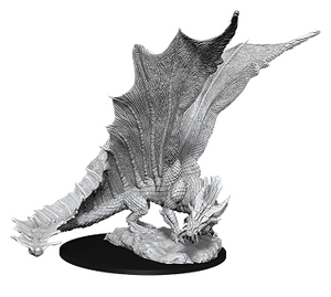!DND UNPAINTED MINIS WV11 YOUNG GOLD DRAGON