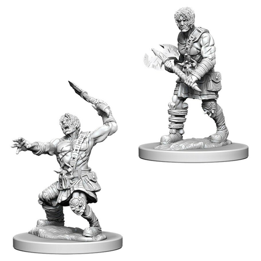 DND UNPAINTED MINIS WV6 NAMELESS ONE