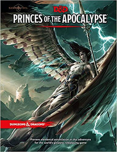D&D 5.0 PRINCES OF APOCALYPSE