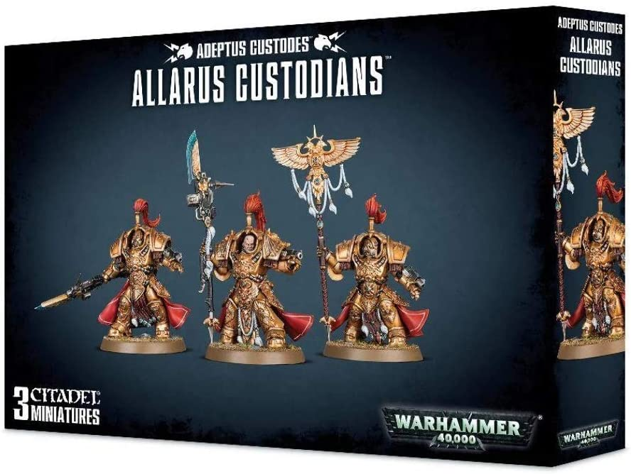 40K; ALLARUS CUSTODIANS