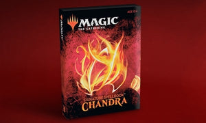MTG SIGNATURE SPELLBOOK CHANDRA