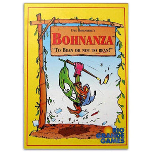BOHNANZA TO BEAN OR NOT...
