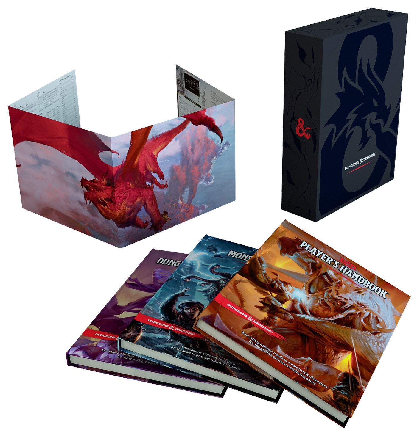 D&D 5TH PREMIUM GIFT BOX excl