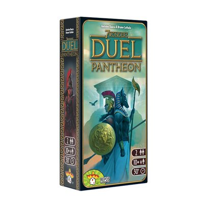 7 WONDERS DUEL ''FR'' PANTHEON