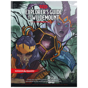 D&D 5.0 GUIDE TO WILDEMOUNT