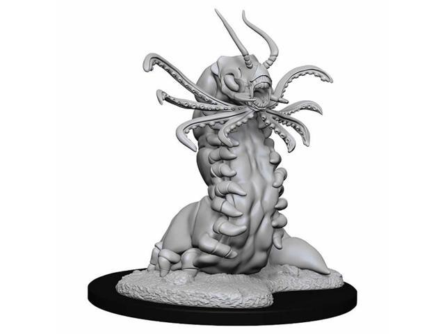 DND UNPAINTED MINIS WV7 CARRION CRAWLER