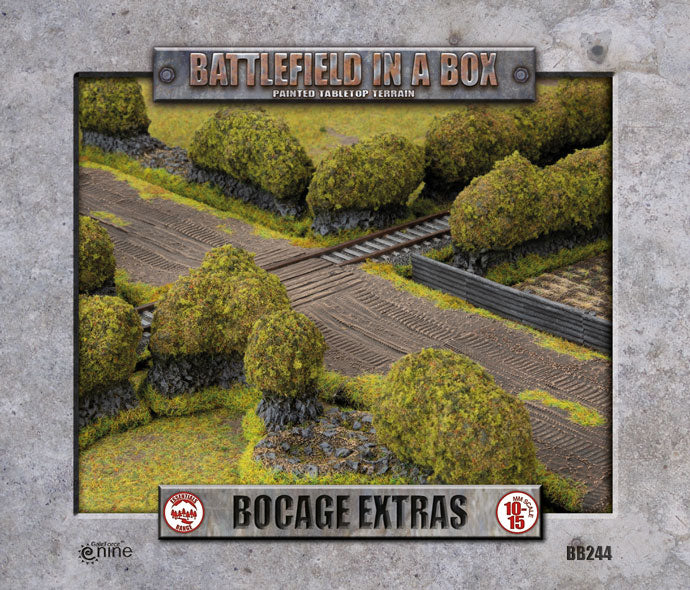 GF9; Battlefield in a Box: Bocage Extras