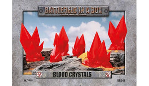 GF9; Battlefield in a Box: Blood Crystals - RED