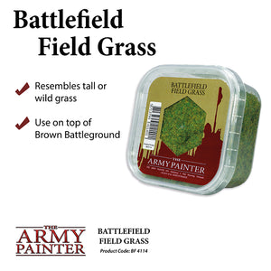 ARMY - BATTLEFIELD FIELD GRASS