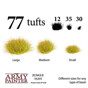 ARMY - TUFT JUNGLE