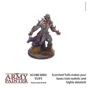ARMY - TUFT SCORCHED