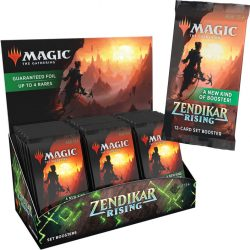 MTG BOOSTER BOX ''SET'' (30) ~ ZENDIKAR RISING