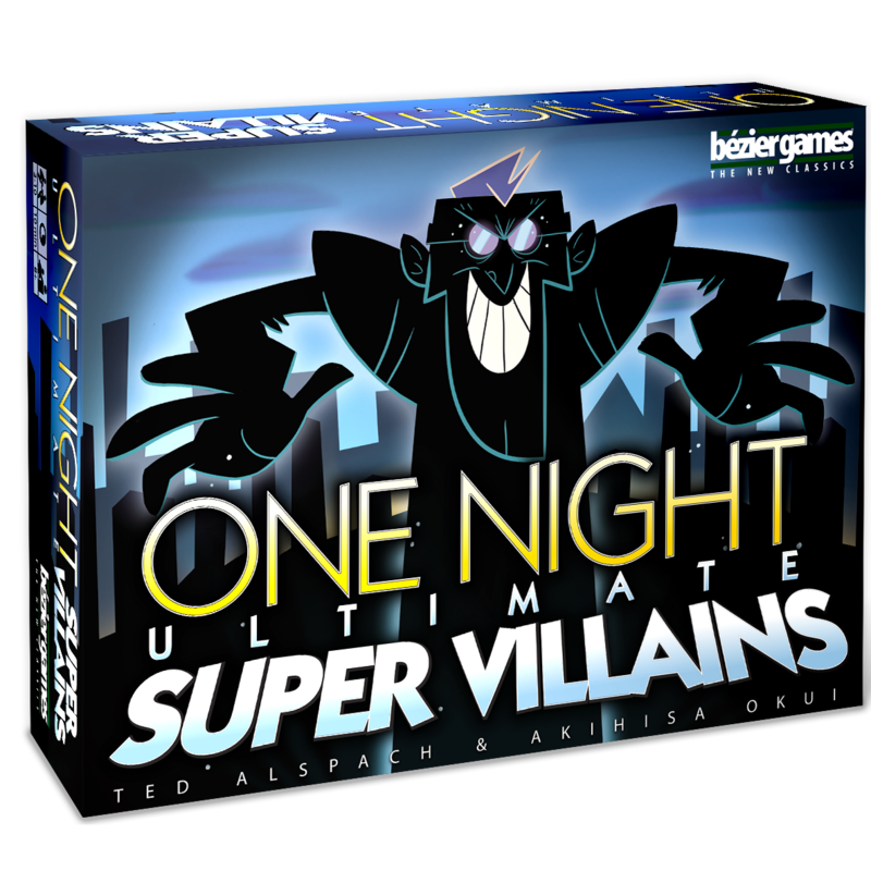 ONE NIGHT VILLAINS