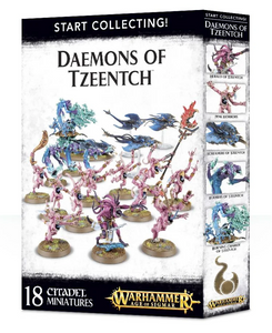 AGE; SC! DAEMONS OF TZEENTCH