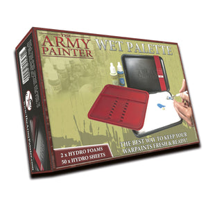 ARMY - WET PALETTE