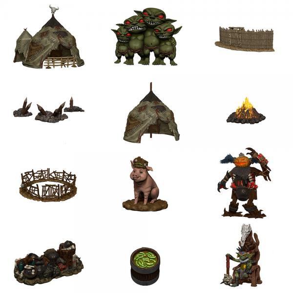 DDM ICON GOBLIN VILLAGE
