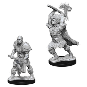 DND UNPAINTED MINIS WV10 MALE GOLIATH BARBARIAN