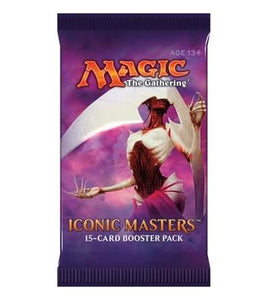 MTG BOOSTER ICONIC MASTERS