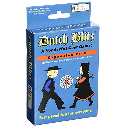 DUTCH BLITZ EXPANSION BLEU
