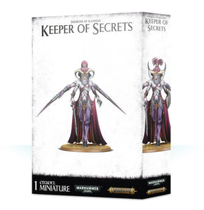 AGE; KEEPER OF SECRETS