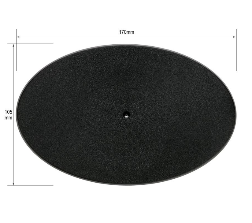 CITADEL OVAL BASE 170MMx105MM