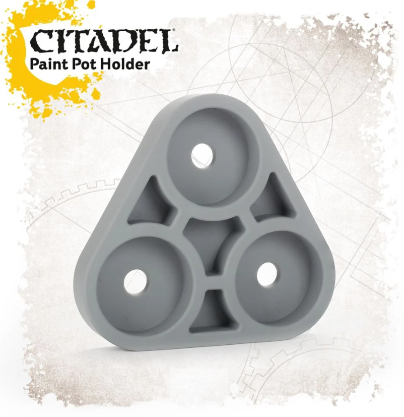 CITADEL; PAINT POT HOLDER