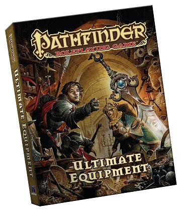 PATHFINDER POCKET EDITION - ULTIMATE EQUIPMENT