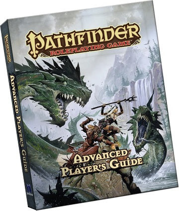 PATHFINDER POCKET EDITION - ADVANCED PLAYER'S GUIDE