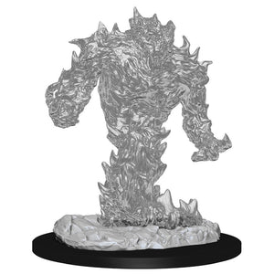 DND UNPAINTED MINIS WV10 FIRE ELEMENTAL