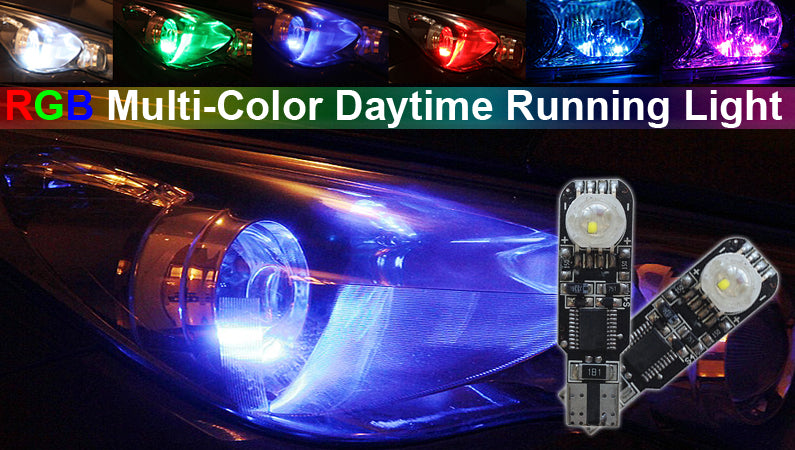 Daytime running light RGB