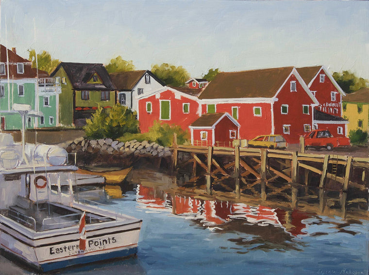 Adams and Knickle - Lunenburg