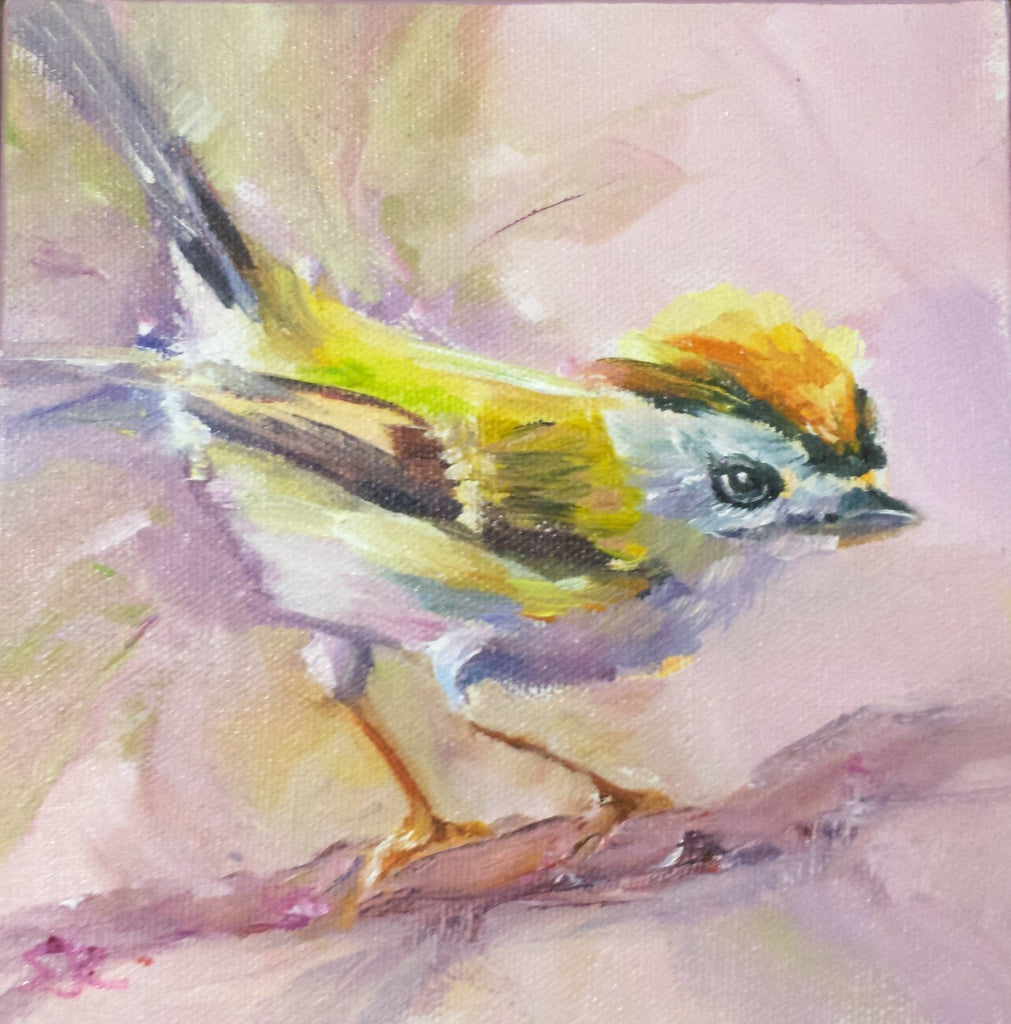 Yes M'Lady, Golden Kinglet