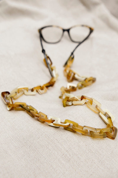 Coming Soon Glasses Chain