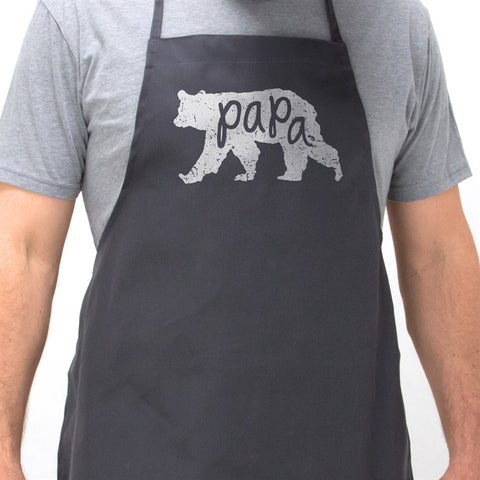 Papa Bear Favorite Apron -Super High Quality Fabric!