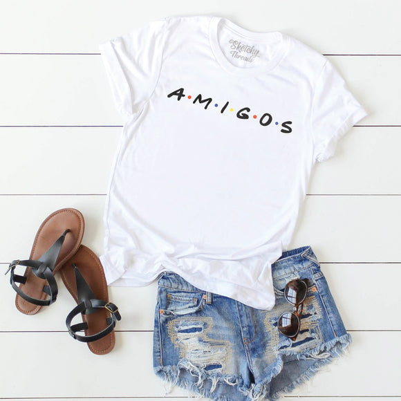 Amigos -Friends TV Women's Tee