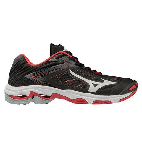 Mizuno Women's Wave Lightning Z5 Red/Black