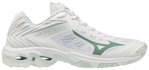 Mizuno Women's Wave Lightning Z5 White