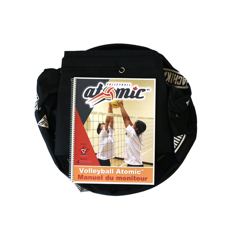 Atomic Volleyball Starter Kit | Volleyball Atomic Trousse de départ