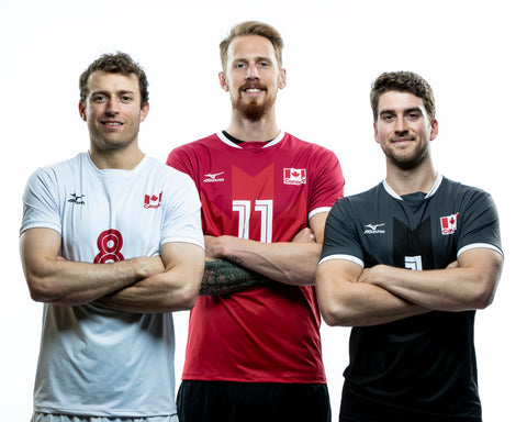 NEW! Men's Official Team Canada Jersey | NOUVEAU! Chandail officiel de l'équipe maculine