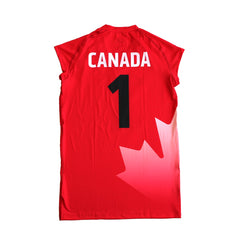 Women's Official Team Canada Jersey | Chandail officiel de l'équipe féminine