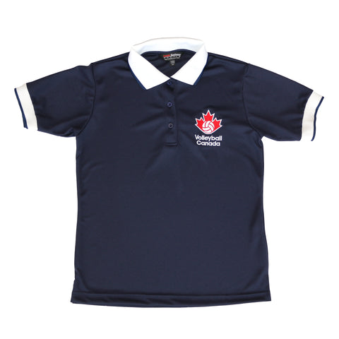 NEW Women's Referee Polo | NOUVEAU Polo d'arbitre pour femme
