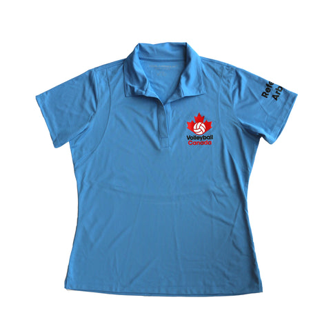 Women's Beach Referee Polo | Polo d'arbitre de plage pour femme