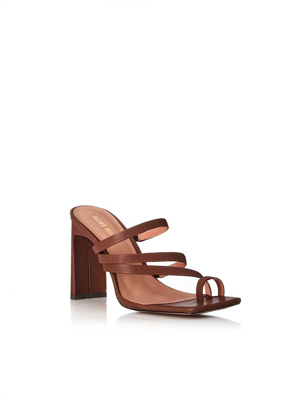 Carrie - Heel in Mocha