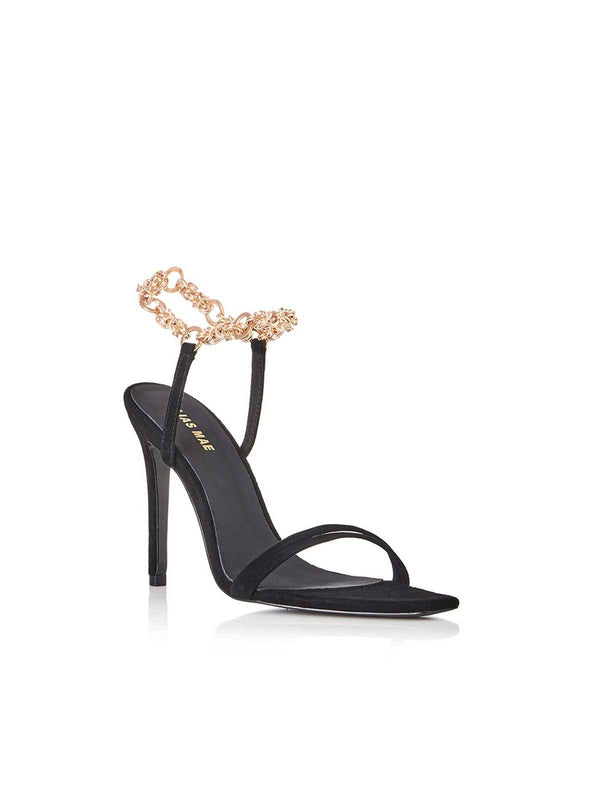 Isha - Heel in Black