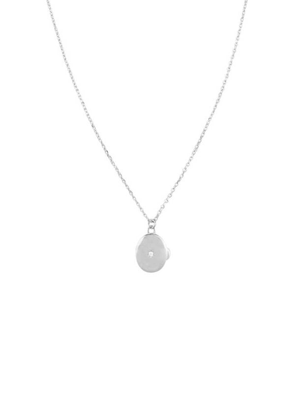 Esmee Locket Silver