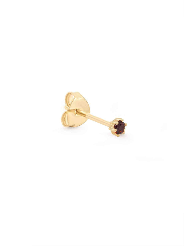By Charlotte I 14k Gold Passion Earrings I Perlu